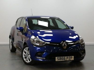 used Renault Clio 0.9 Tce 90 Dynamique Nav 5Dr