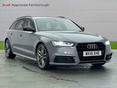 used Audi A6 AVANT SPECIAL EDITIONS