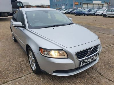 used Volvo S40 1.6 TD S 4dr