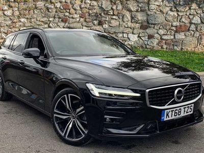 used Volvo V60 D4 R-Design Pro Automatic (Adaptive Cruise Control, Smartphone Integration) 2.0 5dr