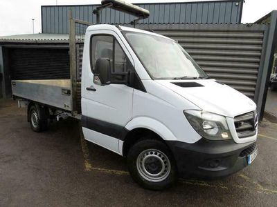 used Mercedes Sprinter 313 2.1 CDI 3.5T MWB DROPSIDE