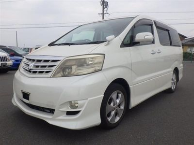used Toyota Alphard 2.4 AS Limited - Dual Power Doors - Twin Sunroof - RESERVED!!