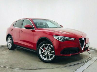 used Alfa Romeo Stelvio 2.0 Turbo 280 Milano 5dr Auto suv 2017
