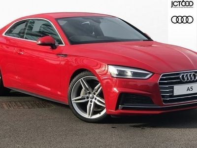 used Audi A5 40 TDI S Line 2dr S Tronic Coupe 2019