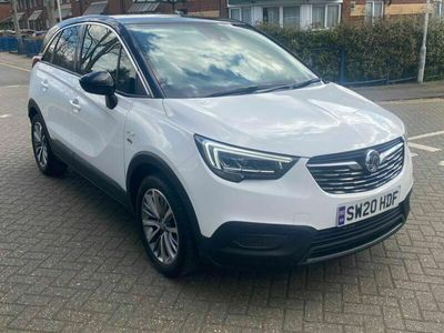 used Vauxhall Crossland X 1.2 Griffin (s/s) 5dr
