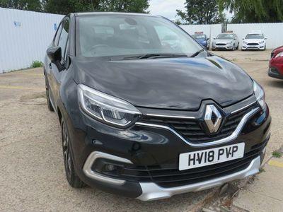 used Renault Captur 1.5 dCi Dynamique S Nav (s/s) 5dr