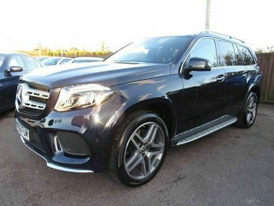 used Mercedes GLS350 Gls Class 3.0V6 AMG Line SUV 5dr Diesel G-Tronic 4MATIC (s/s) (258 ps)