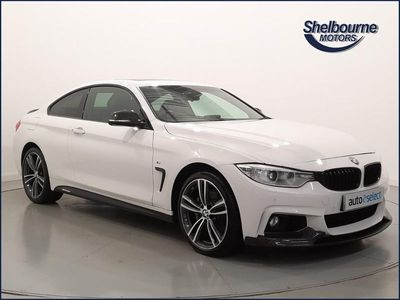 used BMW 435 4 Series d xDrive M Sport 2dr Auto