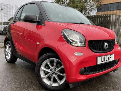 used Smart ForTwo Coupé 1.0 Passion 2d Auto