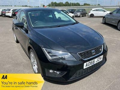 used Seat Leon 1.4 ECOTSI FR TECHNOLOGY sport coupe