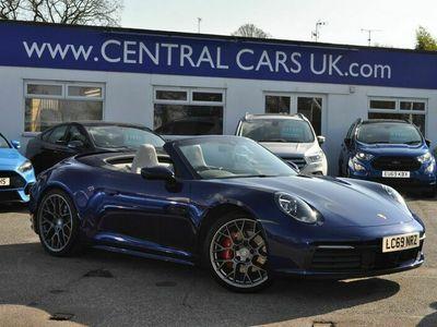 used Porsche 911 Carrera S Cabriolet CARRERA S PDK Semi Auto 2-Door