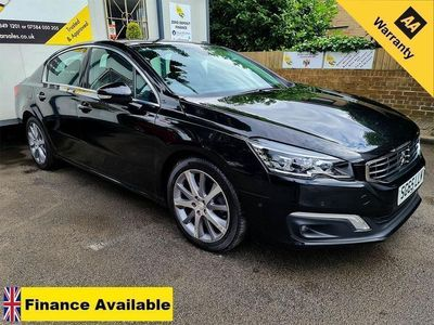 used Peugeot 508 2.0 BLUE HDI S/S GT LINE 4d 150 BHP