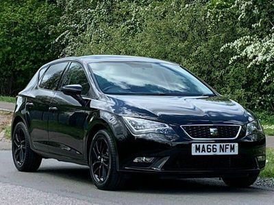used Seat Leon ST 1.2 TSI SE DYNAMIC TECHNOLOGY 5d 109 BHP + ONE OWNER + JU BEEN SERVICED +