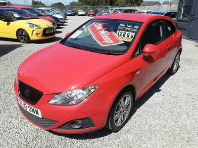 used Seat Ibiza 1.4 GOOD STUFF CC-ONLY 67K-CLIMATE-ALLOYS-LOW INSURANCE,,,,,,,,,,, 3-Door