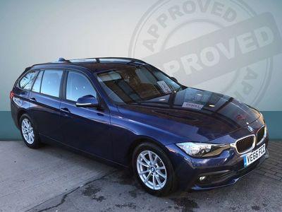used BMW 320 3 Series D Efficientdynamics Plus 5Dr