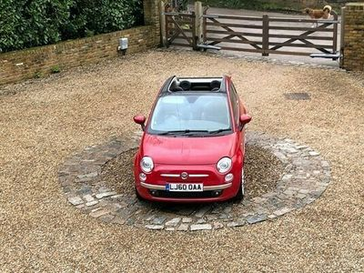 used Fiat 500C 1.4 Lounge 2d Auto