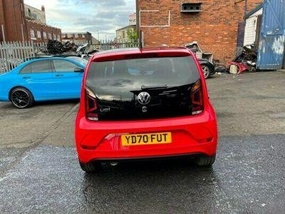 used VW up! Hatchback Black Edition 1.0 S/S 60PS 5d