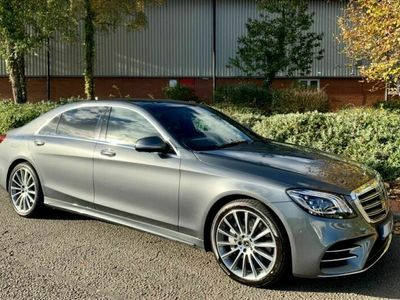 used Mercedes S350 S ClassD L AMG LINE PREMIUM 2.9 4dr