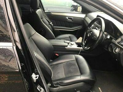 used Mercedes E250 E ClassCDI BlueEFF Sport Edition 125 5dr Tip Auto 2.2