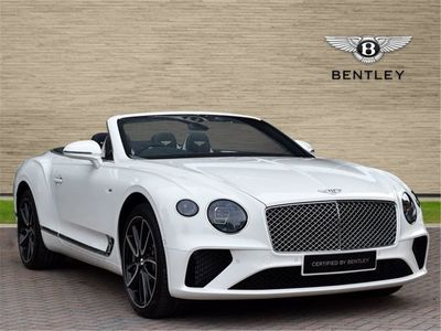 used Bentley Continental GTC 4.0 V8 2Dr Auto