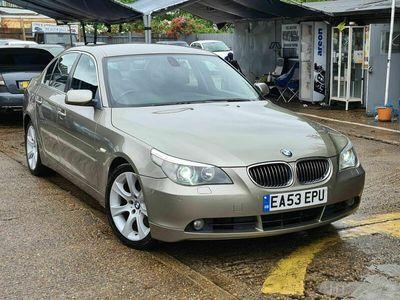used BMW 545 5 Series 4.4 i V8 SE 4dr