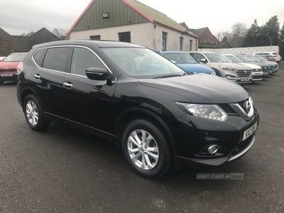 used Nissan X-Trail ACENTA DCI