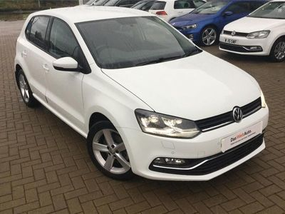 used VW Polo 1.0 110 Sel 5Dr Dsg