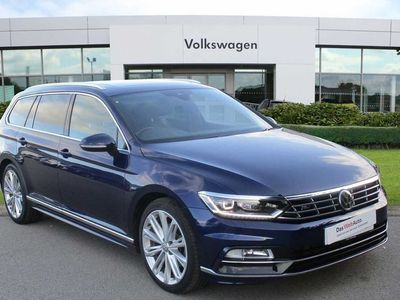 used VW Passat 2.0 TSI R-Line 220PS DSG Estate 5dr