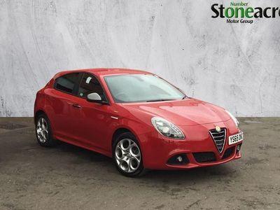 used Alfa Romeo Giulietta 1.4 Tb Multiair 150 Bhp Sprint 5dr