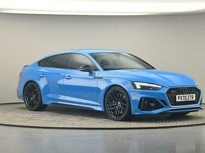 used Audi RS5 RS5TFSI Quattro Carbon Black 5dr Tiptronic
