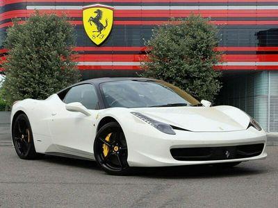 used Ferrari 458 458Italia