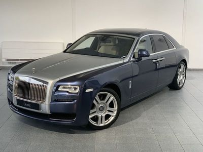 used Rolls Royce Ghost V12 SWB AUTO 6.6 4dr