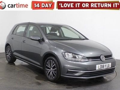 used VW Golf 1.0 SE TSI BLUEMOTION TECHNOLOGY 5d 109 BHP Your dream car can become a reality with cartime's fantastic finance deals.