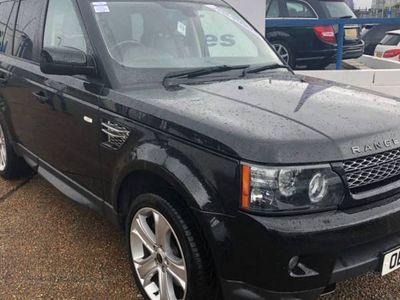 used Land Rover Range Rover Sport DIESEL AUTOMATIC ESTATE 5 DOORS