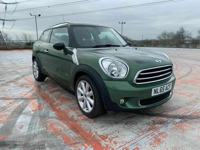 used Mini Cooper Paceman 1.6 (Chili) ALL4 (s/s) 3dr