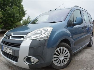 used Citroën Berlingo 1.6 MULTISPACE XTR HDI 5d 90 BHP GREAT CONDITION*1 OWNER 7 YEARS*