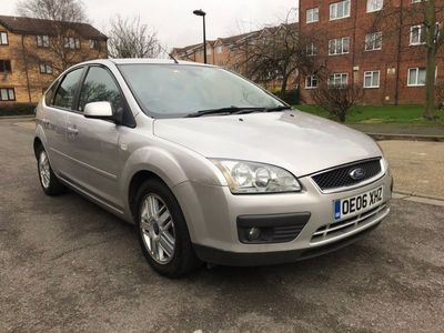 used Ford Focus 1.6 Ghia Hatchback 5dr Petrol Automatic (184 g/km, 99 bhp)