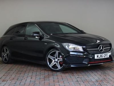 used Mercedes CLA250 Cla ClassEngineered by AMG 4Matic 5dr Tip Auto 2.0