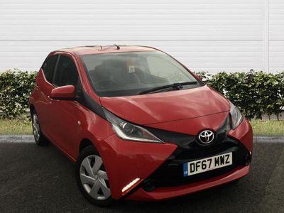 used Toyota Aygo Hatchback 1.0 VVT-i X-Play 5dr x-shift
