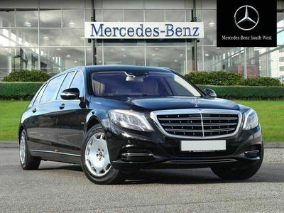 used Mercedes S600 Maybach Maybach S Class 6.0 7G-Tronic Plus (s/s) 4dr