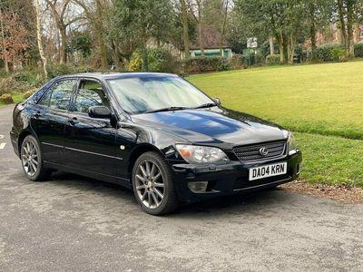 used Lexus IS200 2.0 SE 4dr