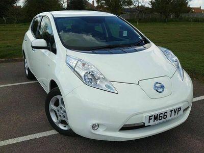 used Nissan Leaf 0.0 ACENTA 5d 109 BHP