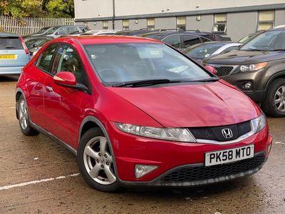 used Honda Civic 1.8 i-VTEC SE 5dr