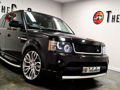 used Land Rover Range Rover Sport 3.0 SDV6 HSE 5d 255 BHP 0% DEPOSIT FINANCE AVAILABLE!