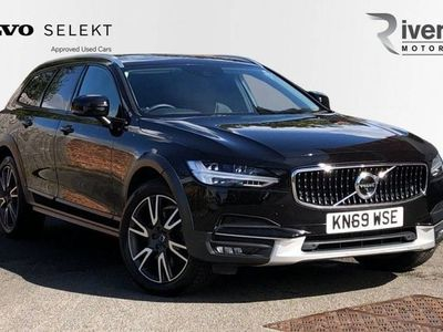 used Volvo V90 CC D4 AWD Cross Country Plus Automatic (Xenium Pack, 360 Camera, Tints)