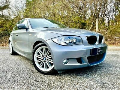 used BMW 118 1 Series 2.0 d M Sport Auto 5dr