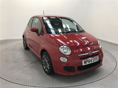 used Fiat 500 2014 Chesterfield 1.2 S 3dr