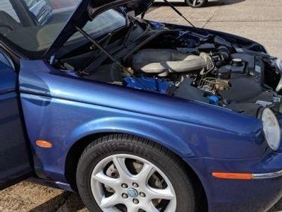 used Jaguar S-Type 2.5 V6 SE 4dr