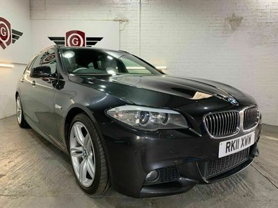 used BMW 525 5 SERIES D M SPORT TOURING