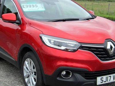 used Renault Kadjar PETROL MANUAL HATCHBACK 5 DOORS